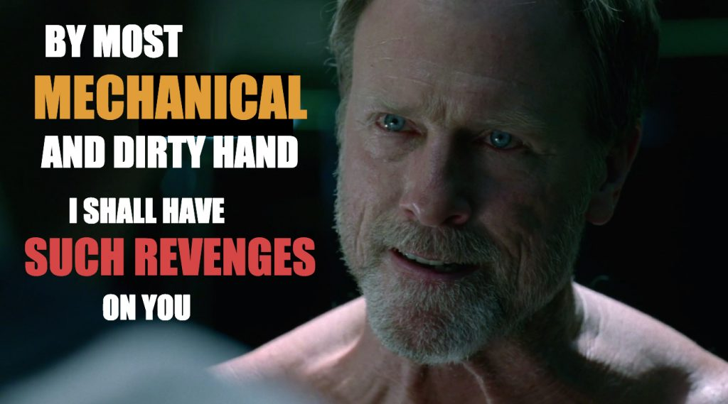 abernathy on westworld quotes such revenges on you
